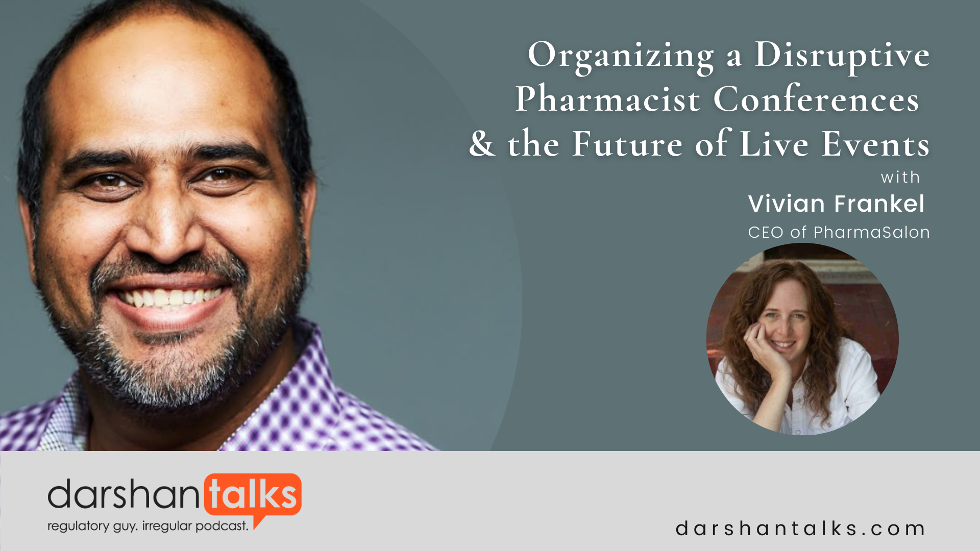 Organizing a Disruptive Pharmacist Conferences and the Future of Live Events