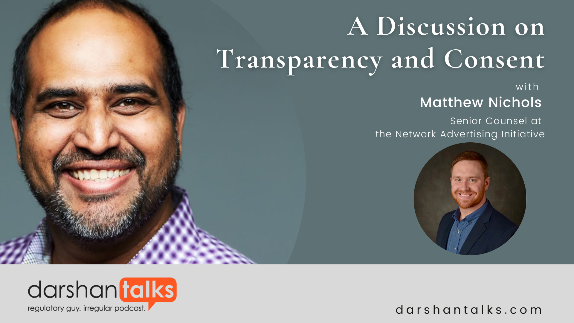 A Discussion on Transparency and Consent