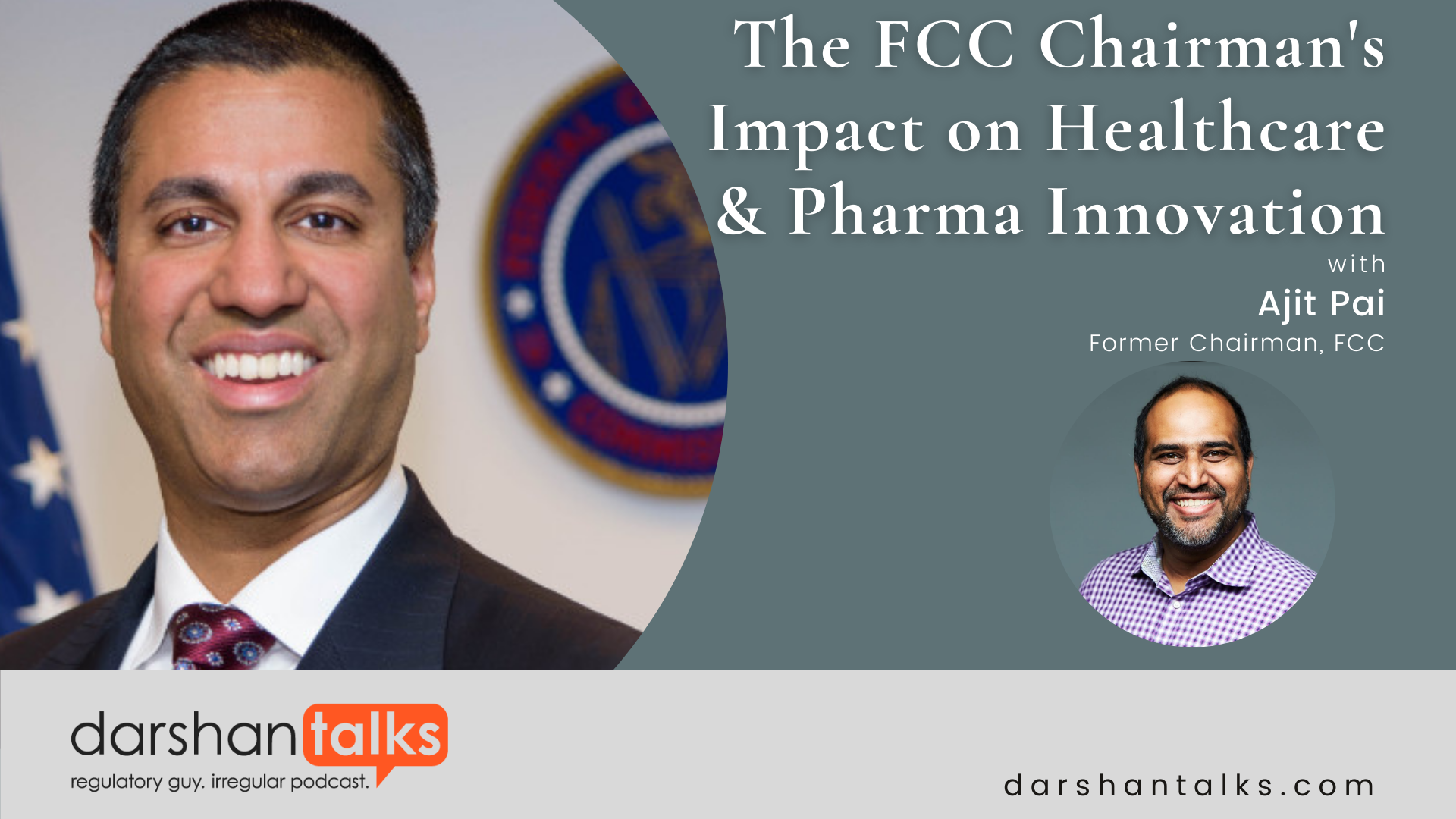 The FCC Chairman's Impact on Healthcare and Pharma Innovation